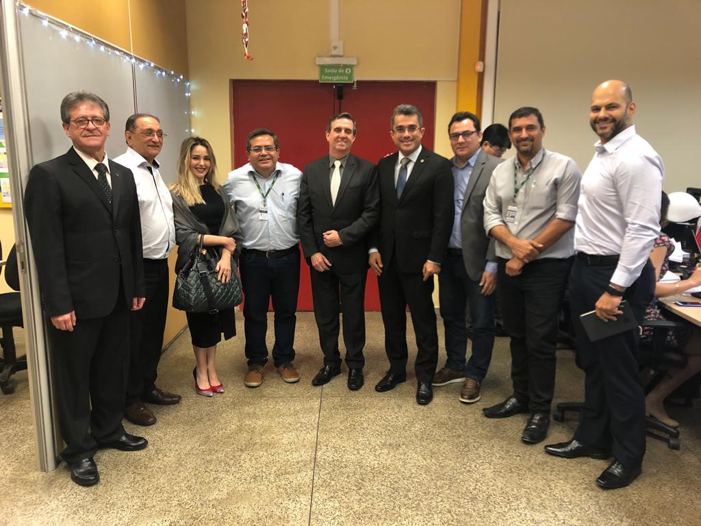 reunião com prefeitura de Manaus