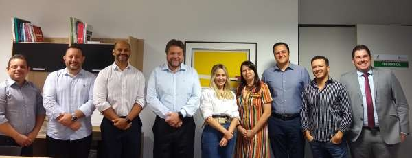 Equipe técnica da Junta Comercial de Goiás.