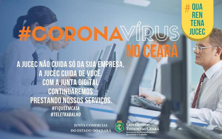 Com a Junta 100% digital, continuaremos, normalmente, a prestação dos nossos serviços no período de quarentena