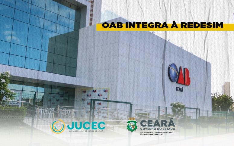 OAB integra à RedeSim